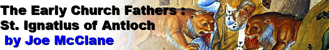 Banner image of St. Ignatius of Antioch