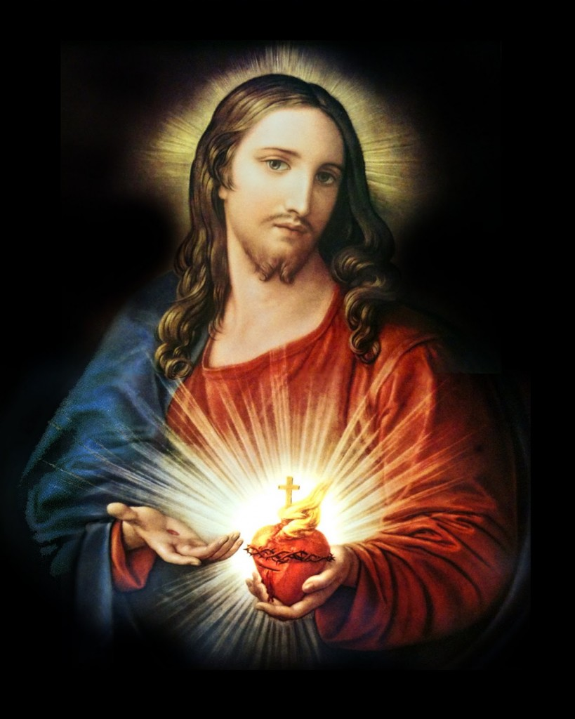 Novena to the Sacred Heart of Jesus Image